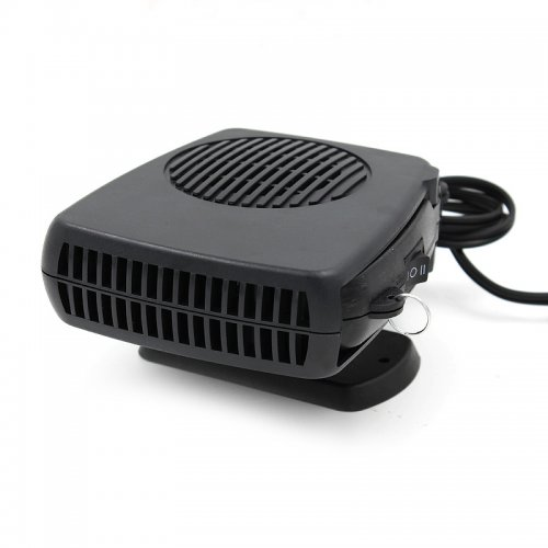 Car Vehicle Electric Heating and Cooling Fan DC 12V 150W