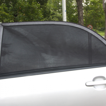 2pcs Anti-UV Car Side Window Sun Shade Cover 100x53.5CM