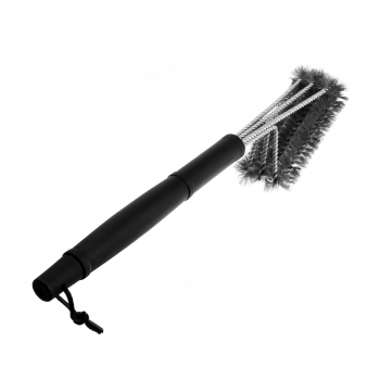 Stainless Steel Heavy Duty Barbeque Grill Brush Bristles Cleaner