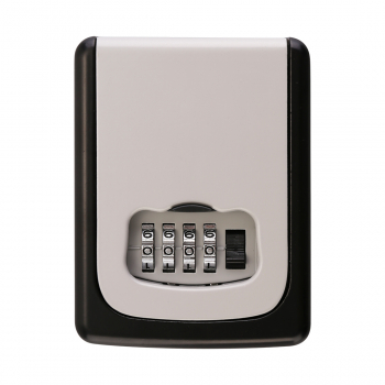 4 Digit Outdoor High Security Wall Mounted Key Safe Box