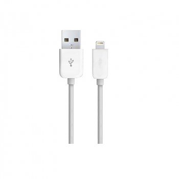 2m Data Sync Charge Cable for iPhone 5S 6S Plus - White