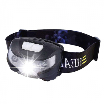 Super Bright Waterproof LED Head Torch