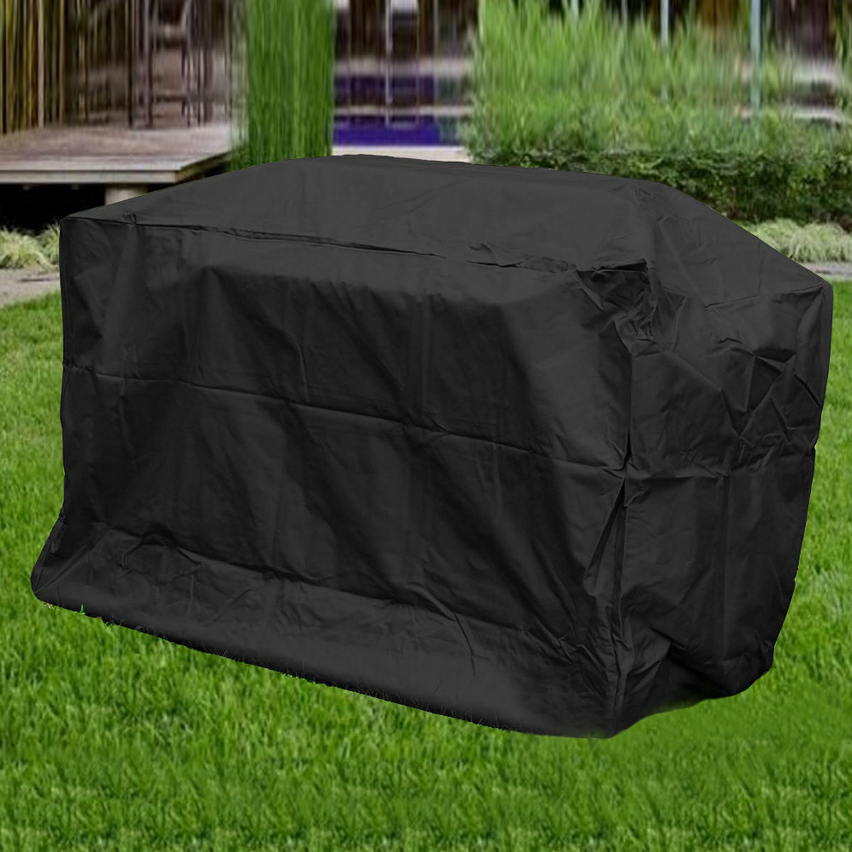 BBQ Cover Barbecue Cover Grill Cover Protector Waterproof 170x61x117cm