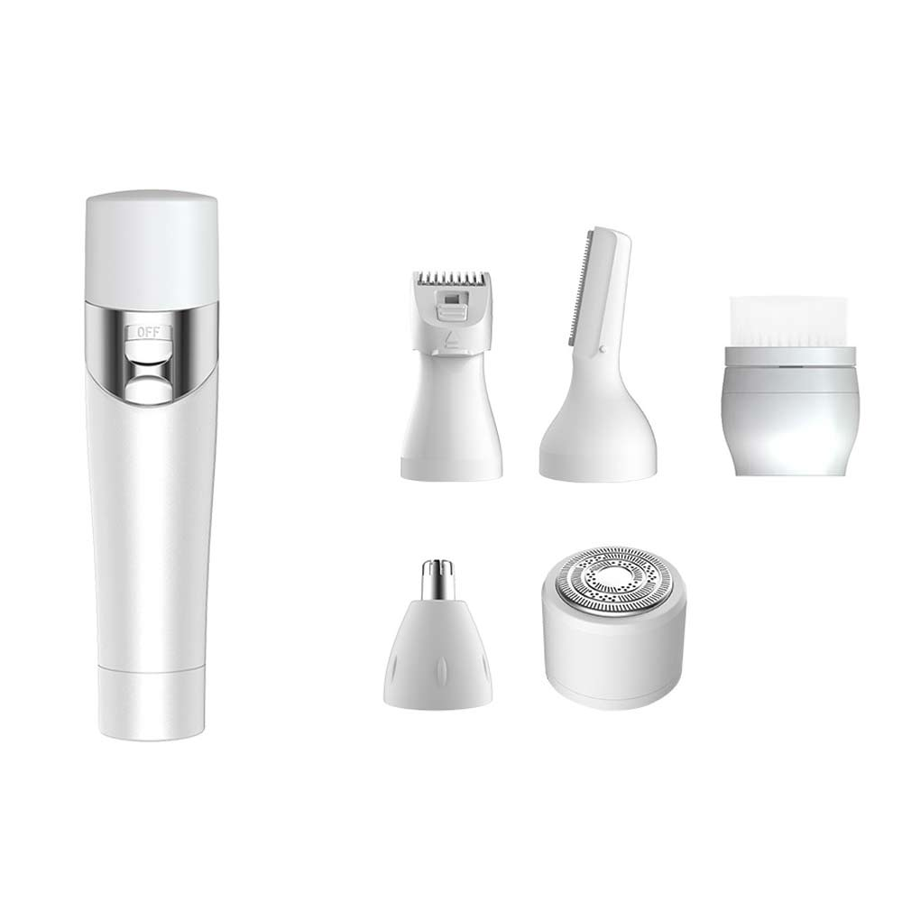 Women Electric Shaver Wet Dry Use Hair Remover