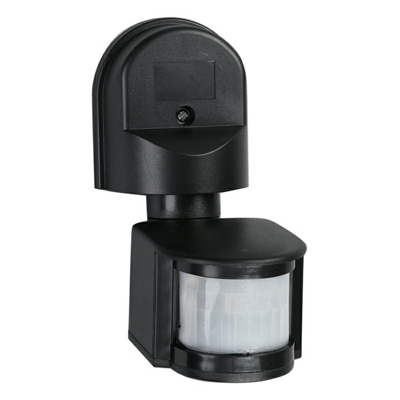 PIR Motion Microwave Radar Inductor Switch Body Sensor for Security Lighting Outdoor UK