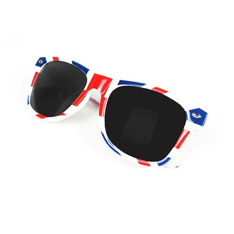 Vintage UK British Flag Sunglasses