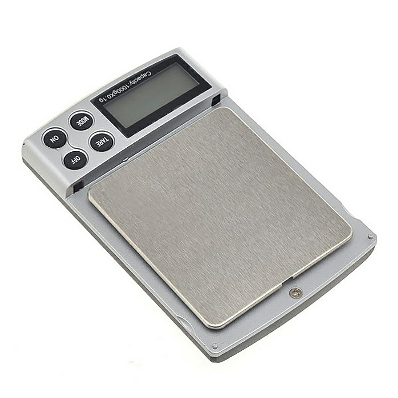 500g x 0.1g LCD Mini Portable Digital Scale Jewelry Scale