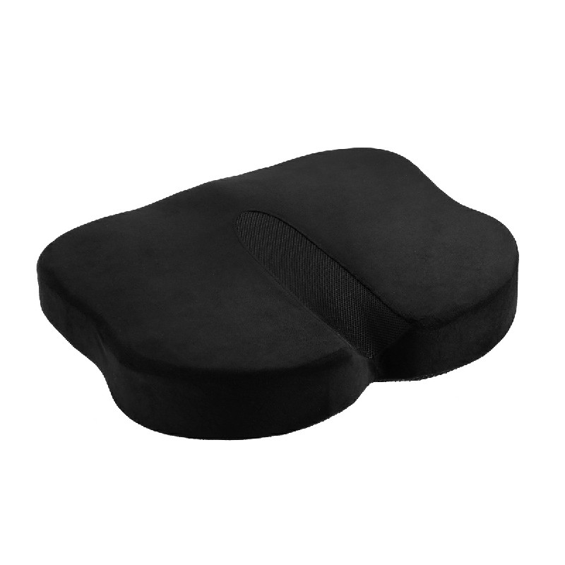 Premium Comfort Seat Cushion Non-slip Orthopedic Memory Foam Cushion