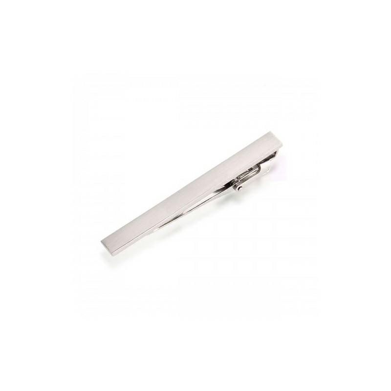 Simple Fashion Metal Necktie Tie Pin