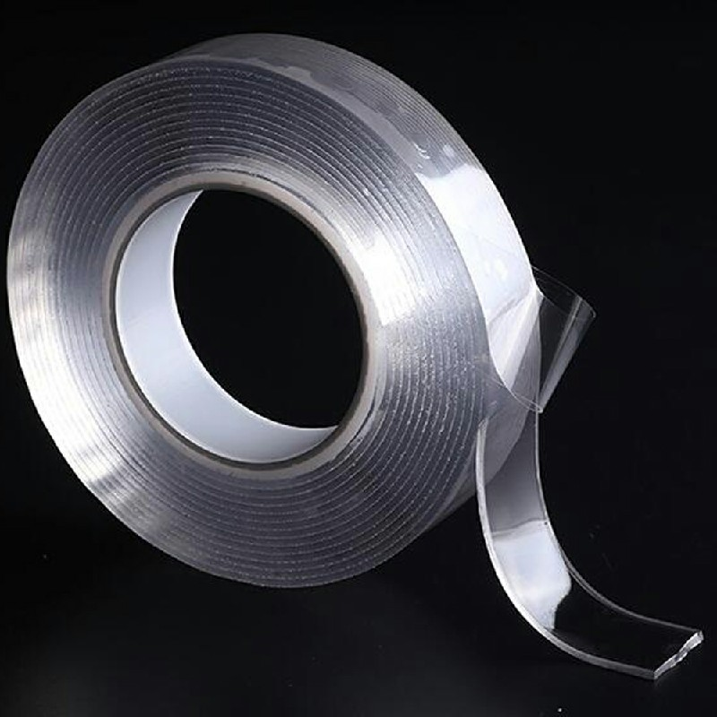 Nano Magic Tape Gel Grip Double Sided Traceless Adhesive - 5m
