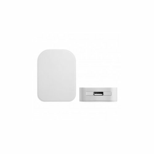 TH28 Foldable Single USB Port UK Charger - White