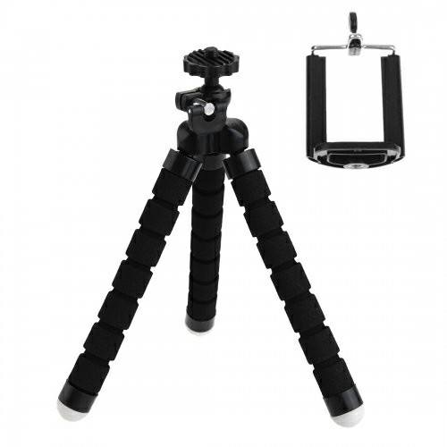 Flexible Mini Octopus Tripod Holder for Camera and Phone