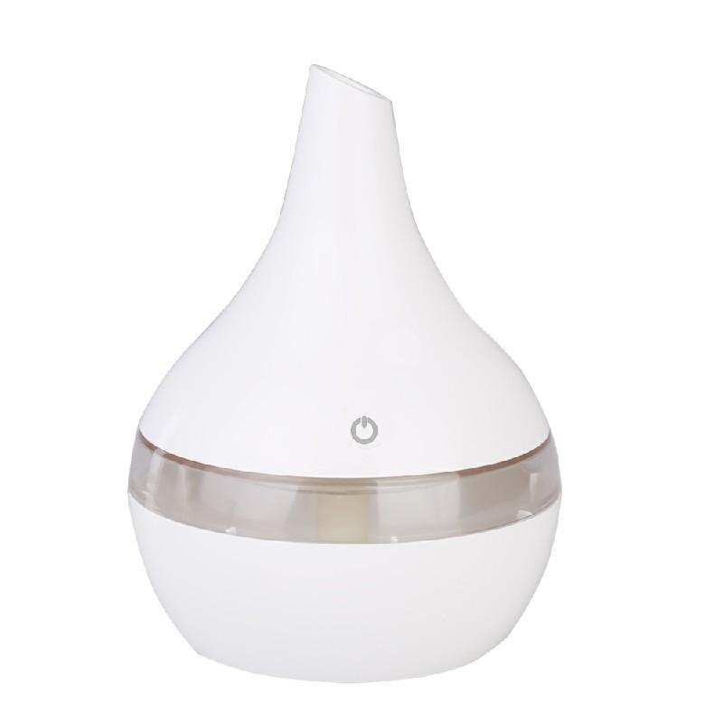 300ML Creative Mini Electric Oil Essential Aroma Diffuser - White