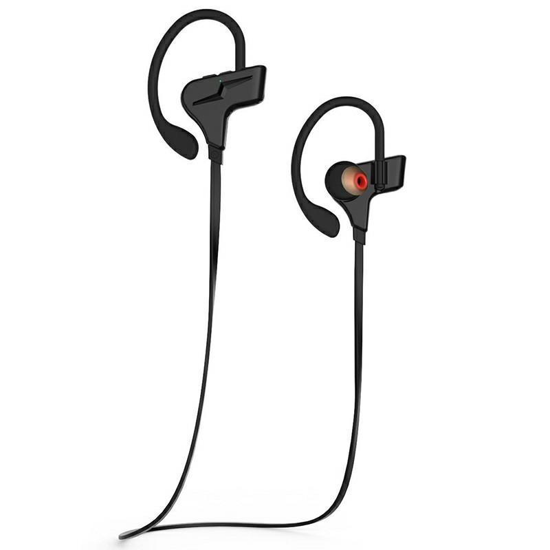 S30 Sports Bluetooth Stereo Headphones - Black
