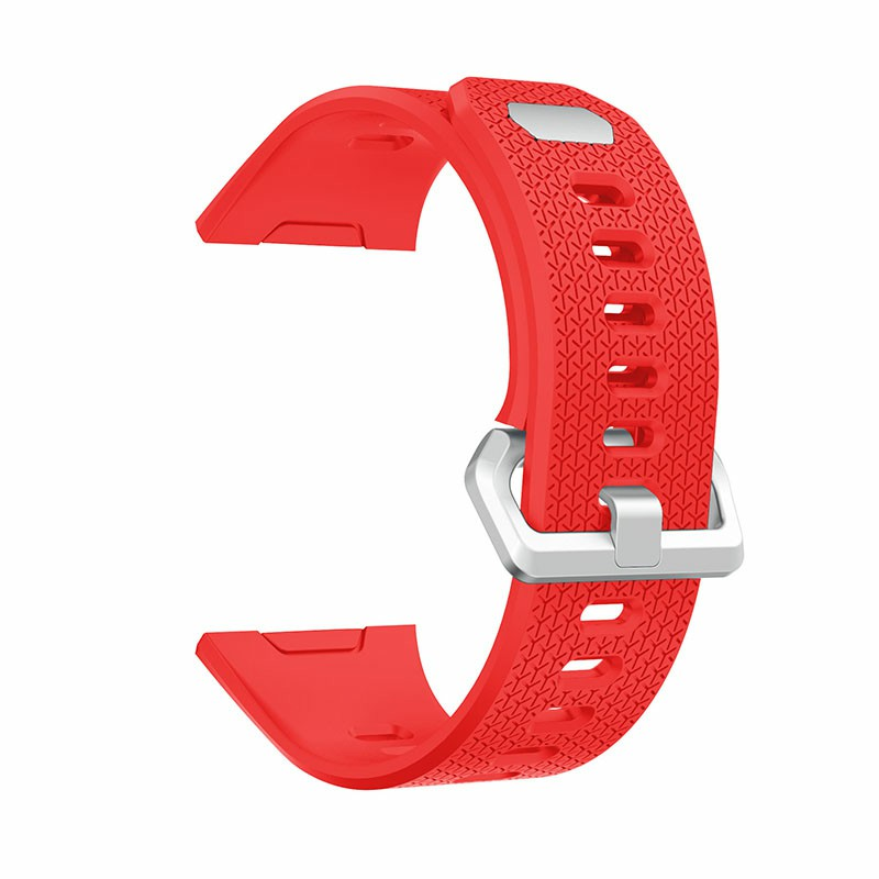 Fitbit 2 Replacement Silicone Wristband - Red
