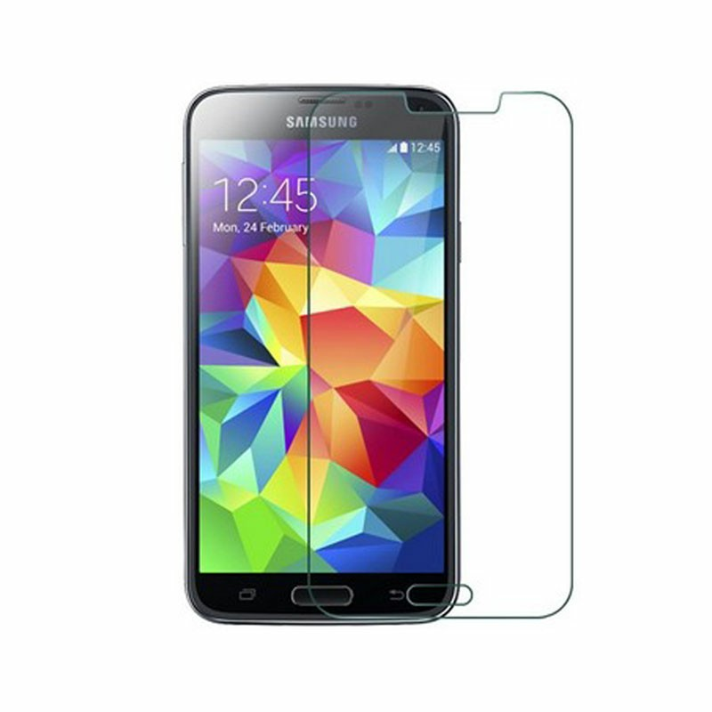0.26MM Transparent Tempered Glass Screen Protector for Samsung Galaxy S5