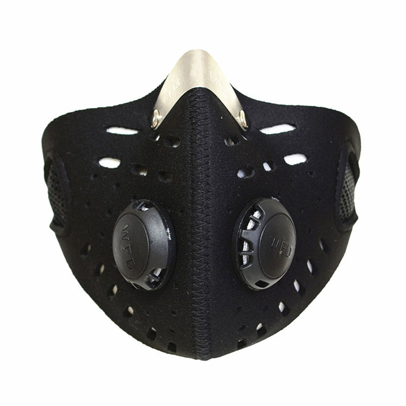 Mouth Muffle Dust Dirt Fog Filter Anti Pollution Mask