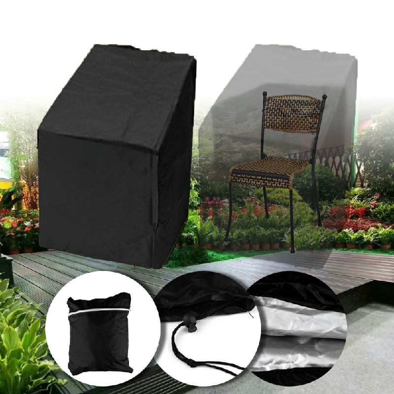 Waterproof UV Furniture Protection Chair Cover