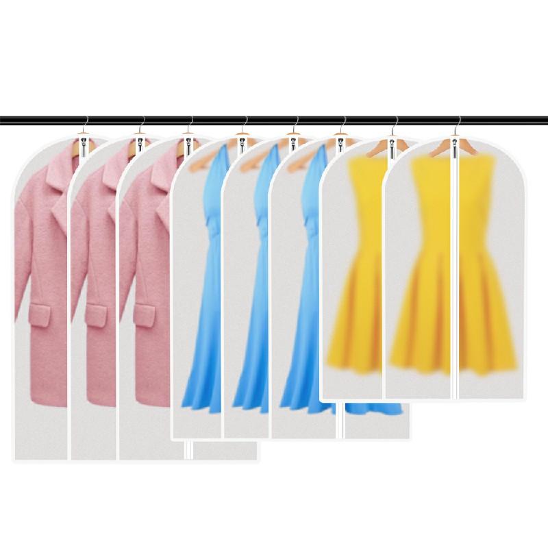 9pcs/Set Hanging Garment Bag