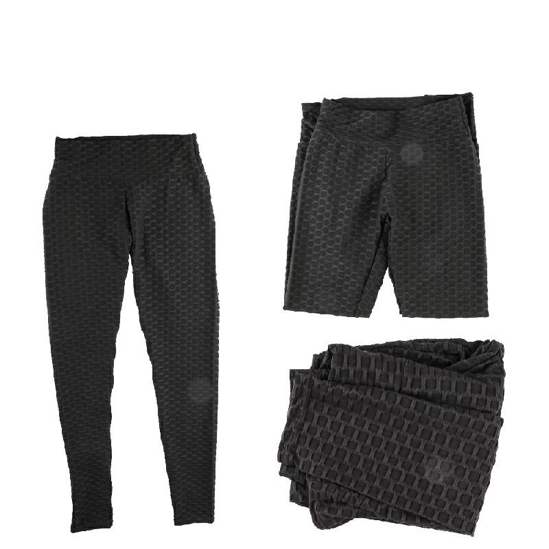 Women High Waist Yoga Pants - XL