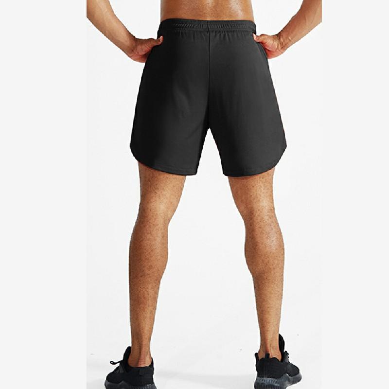 Mens 2 in 1 Gym Running Shorts - 2XL