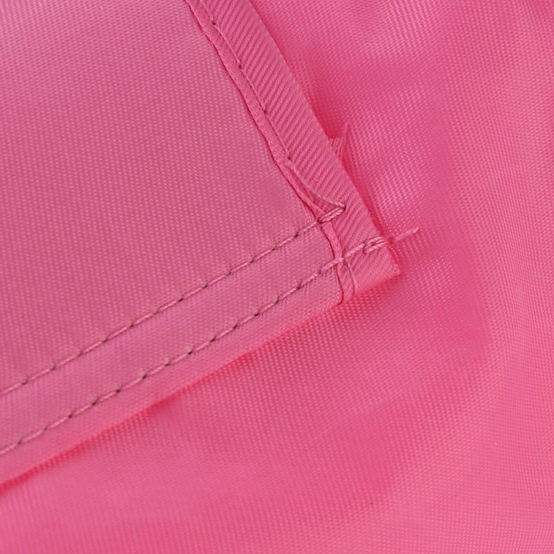 Drawstring Cosmetic Bag - Pink