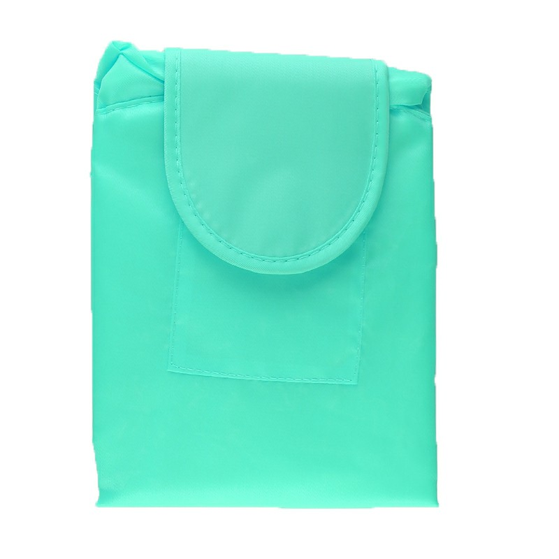 Drawstring Cosmetic Bag - Green