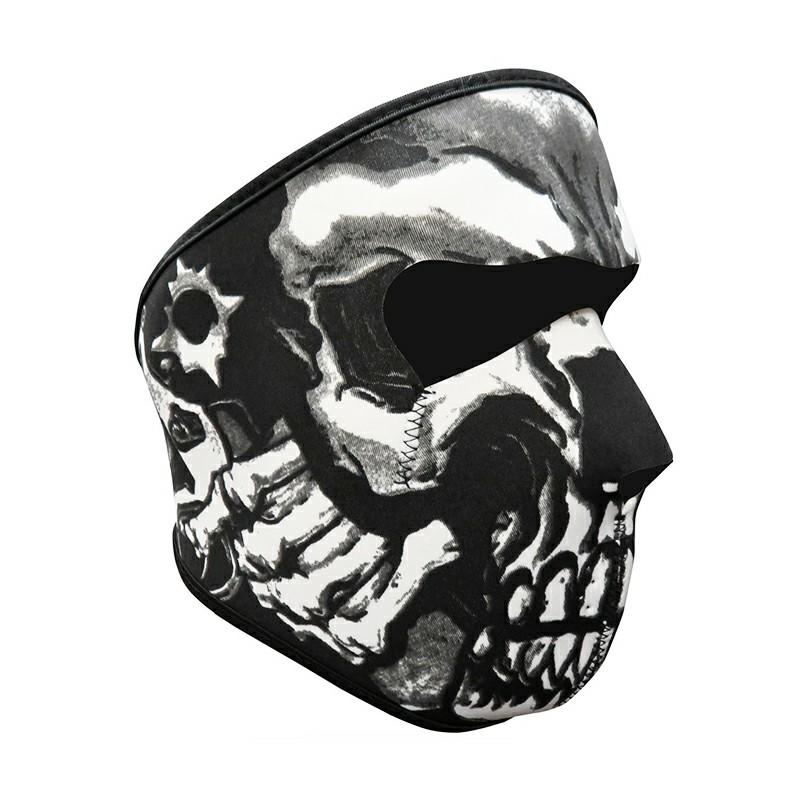 Unisex Windproof Full Face Mask - Skull 9