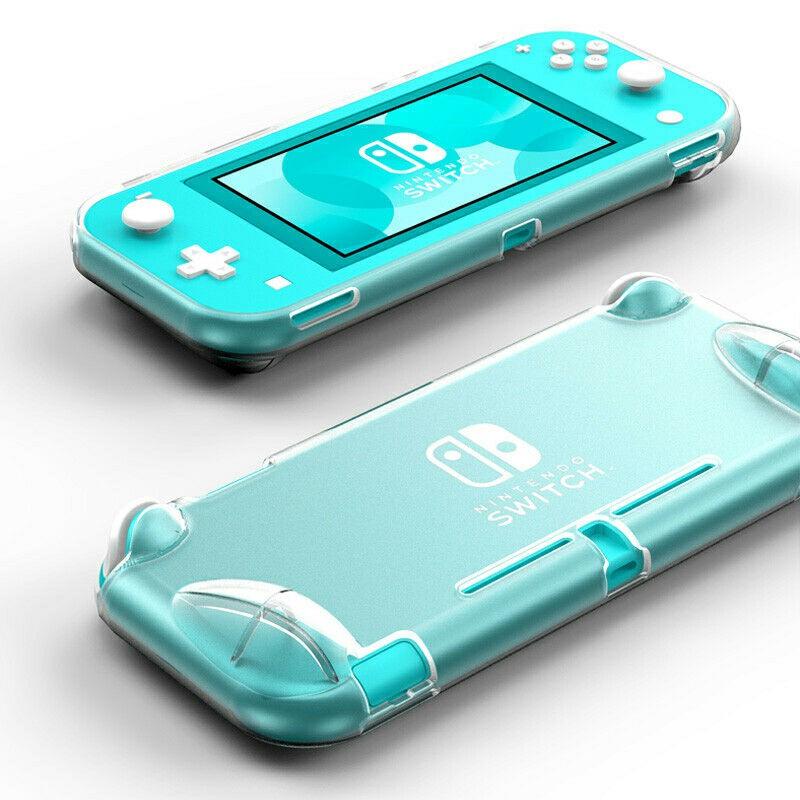 TPU bumper Protective Case for Nintendo Switch Lite - Transparent