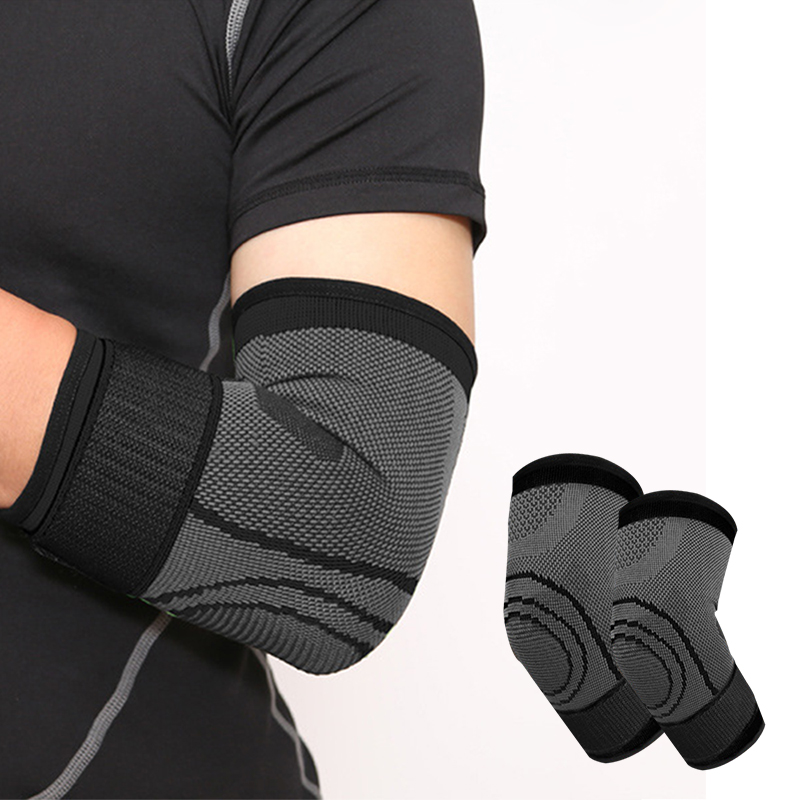 Elbow Support Compression Sleeves - XL