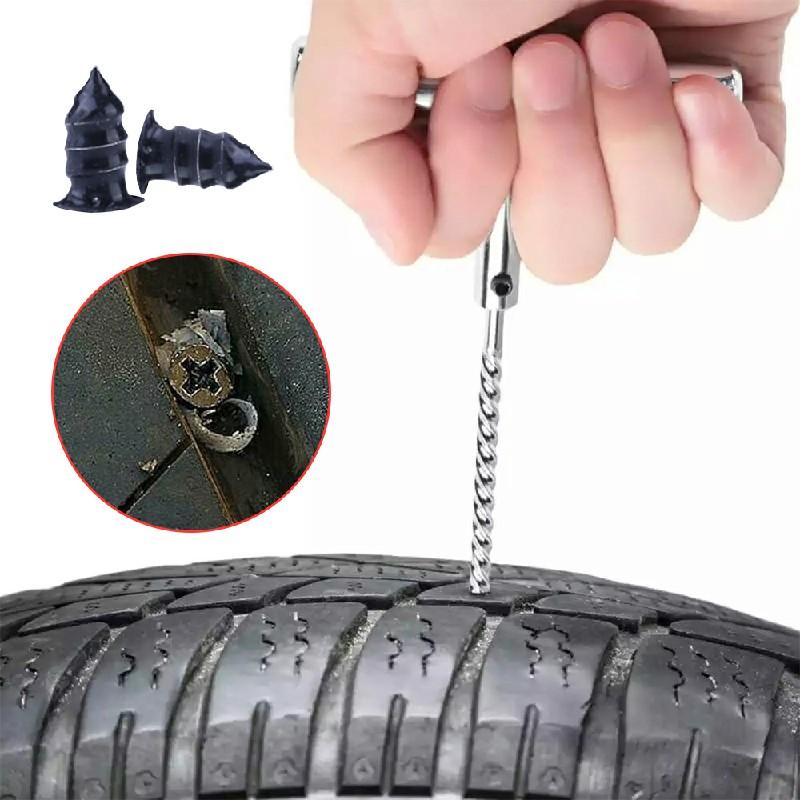 20 pcs Car Vacuum Tire Repair Tubeless Nails - L