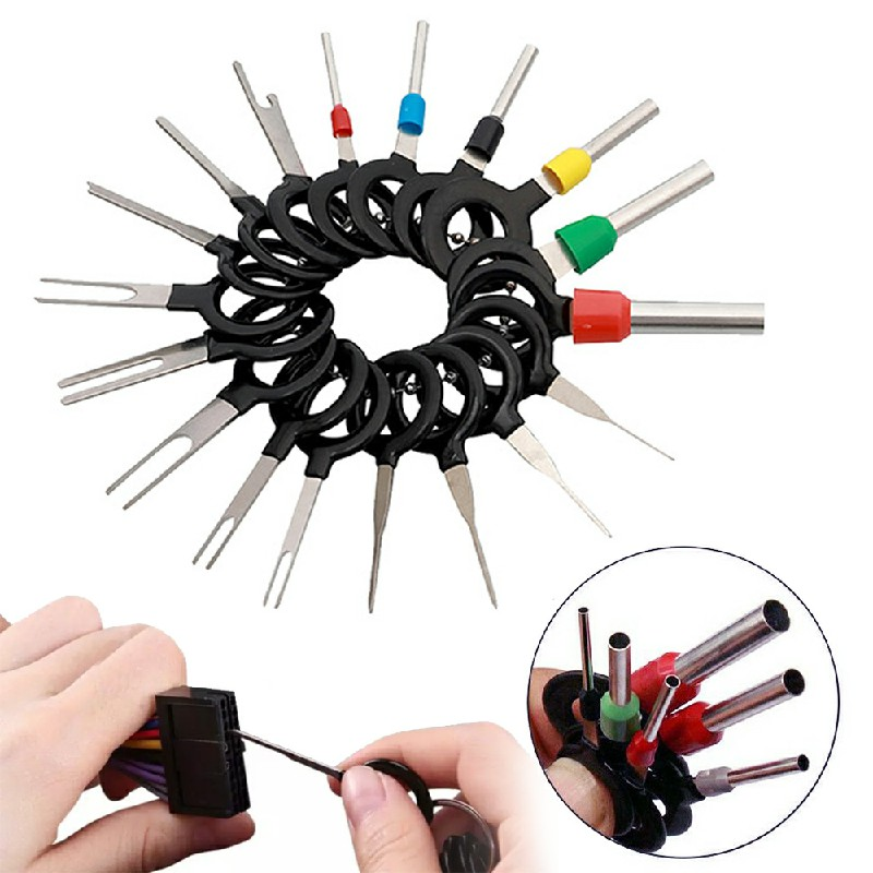 59X Wire Terminal Removal Tool Car Electrical Crimp Wiring Connector Pin