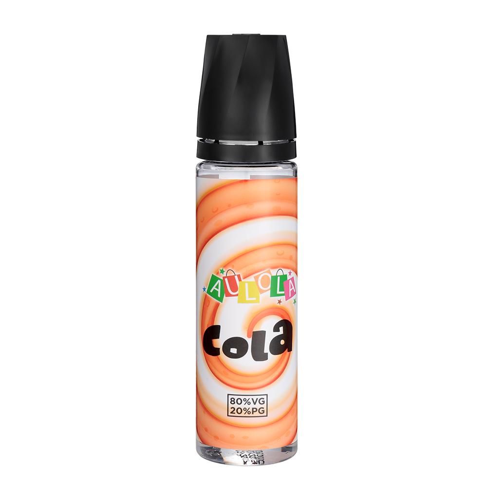 Aulola Cola Flavour E-liquid 0mg 50ml