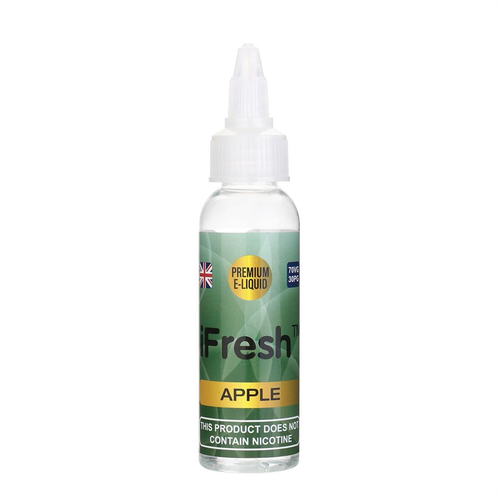 Ifresh E-liquid Apple Flavour -0mg -50ml