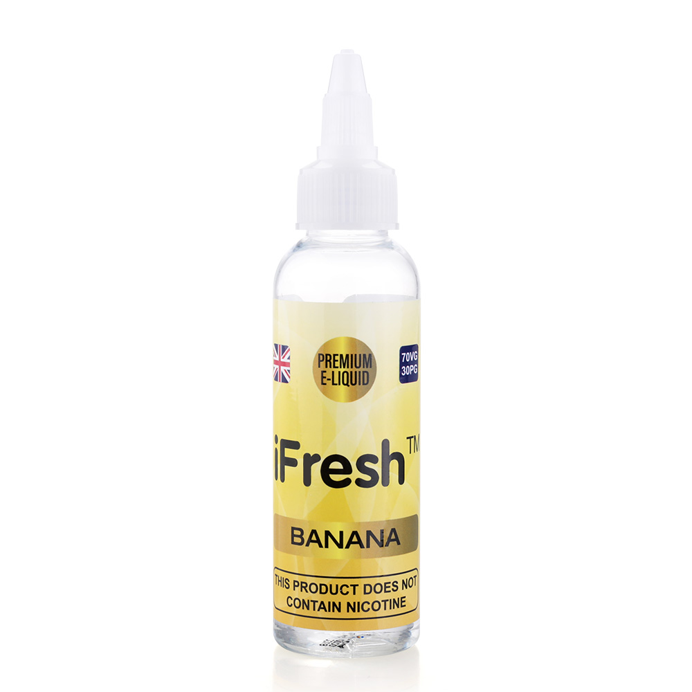 Ifresh E-liquid Banana Flavour -0mg -50ml