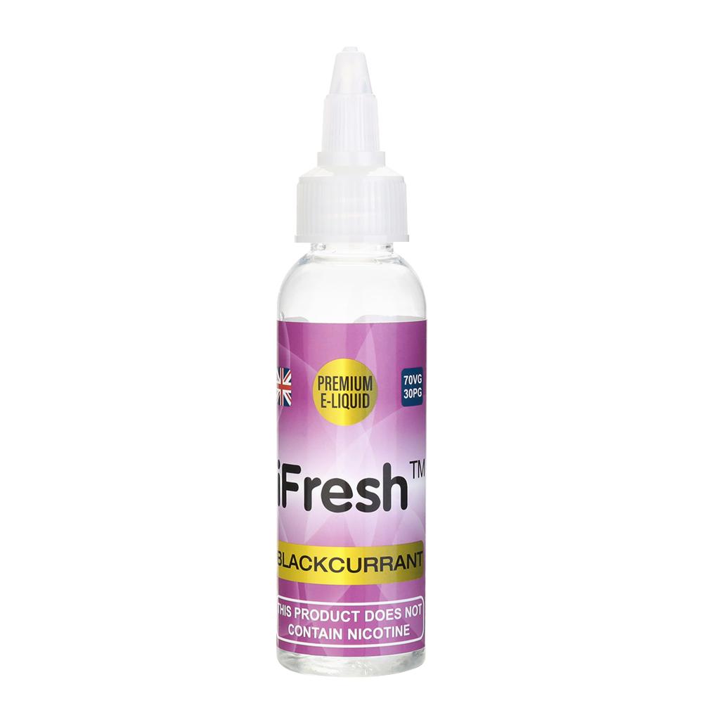 Ifresh E-liquid Blackcurrant Flavour -0mg -50ml