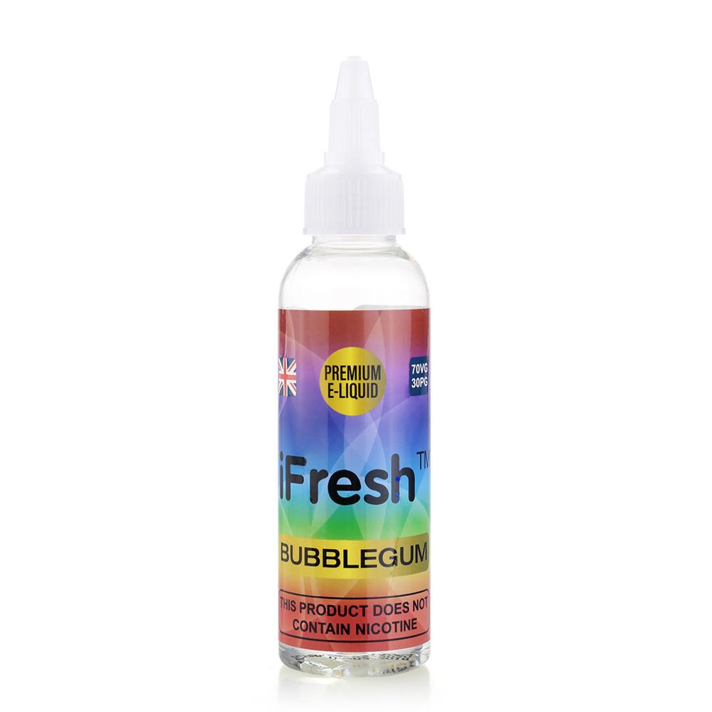 Ifresh E-liquid BubbleGum Flavour -0mg -50ml