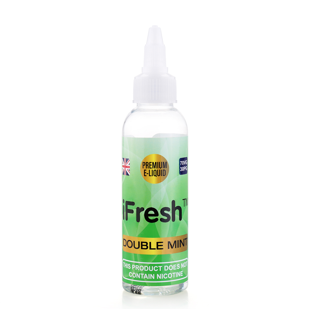 Ifresh E-liquid DoubleMint Flavour -0mg -50ml