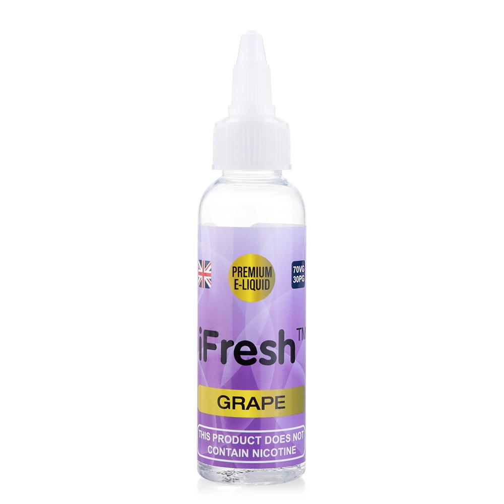 Ifresh E-liquid Grape Flavour -0mg -50ml