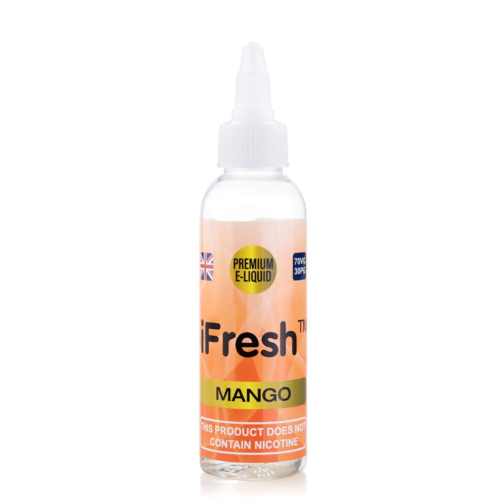 Ifresh E-liquid Mango Flavour -0mg -50ml