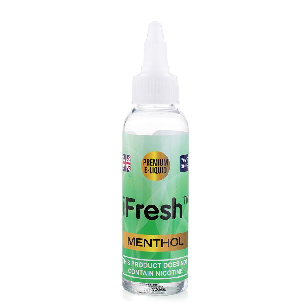 Ifresh E-liquid Menthol Flavour -0mg -50ml