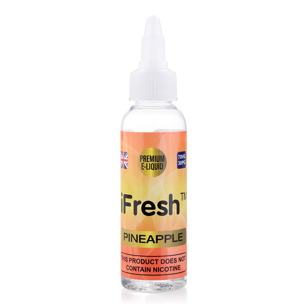 Ifresh E-liquid Pineapple Flavour -0mg -50ml