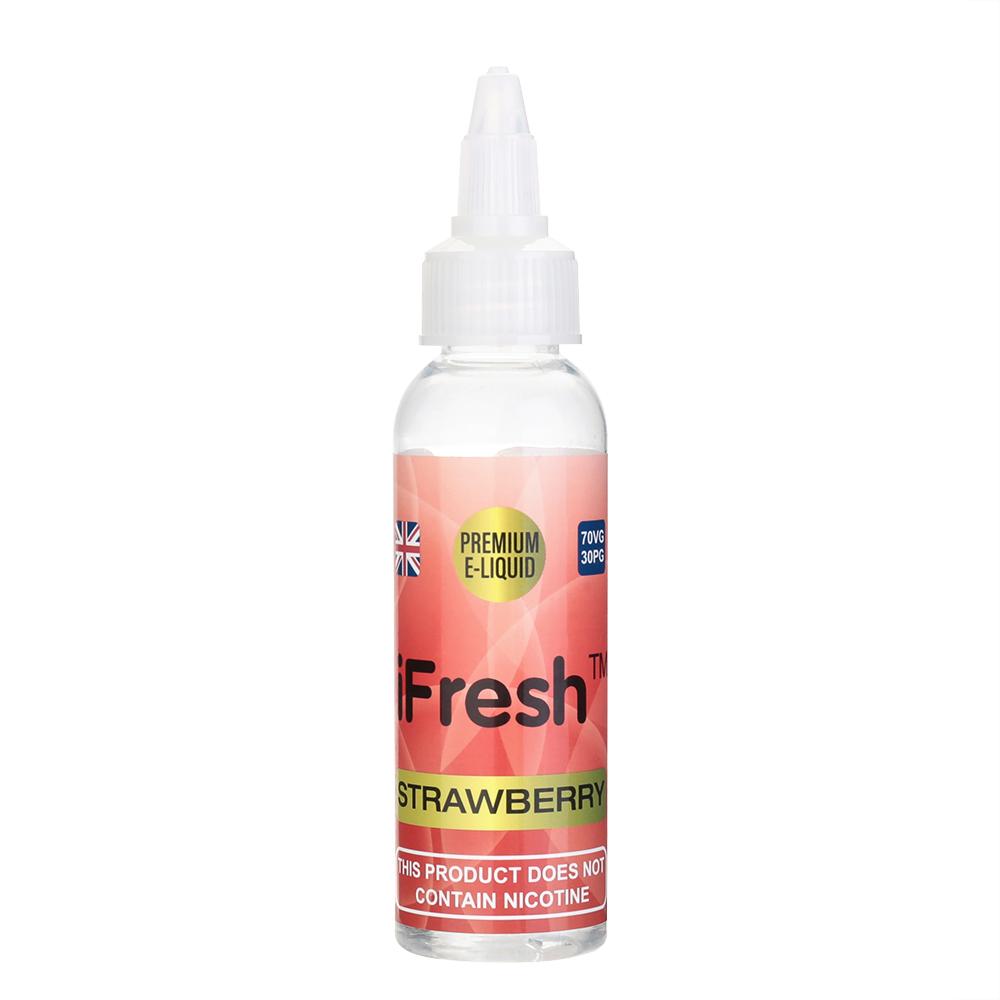 Ifresh E-liquid Strawberry Flavour -0mg -50ml