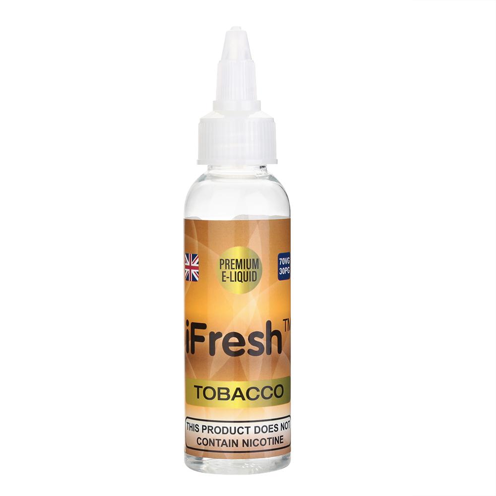 Ifresh E-liquid Tobacco Flavour -0mg -50ml