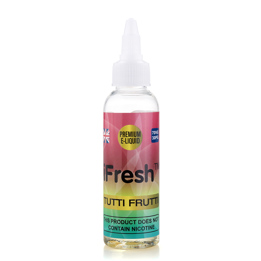 Ifresh E-liquid TuttiFrutti Flavour -0mg -50ml