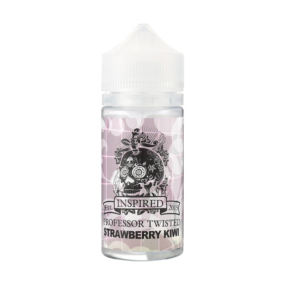 PROFESSOR TWISTED-Nicotine Free Strawberry Kiwi Flavours E-liquid-80ml