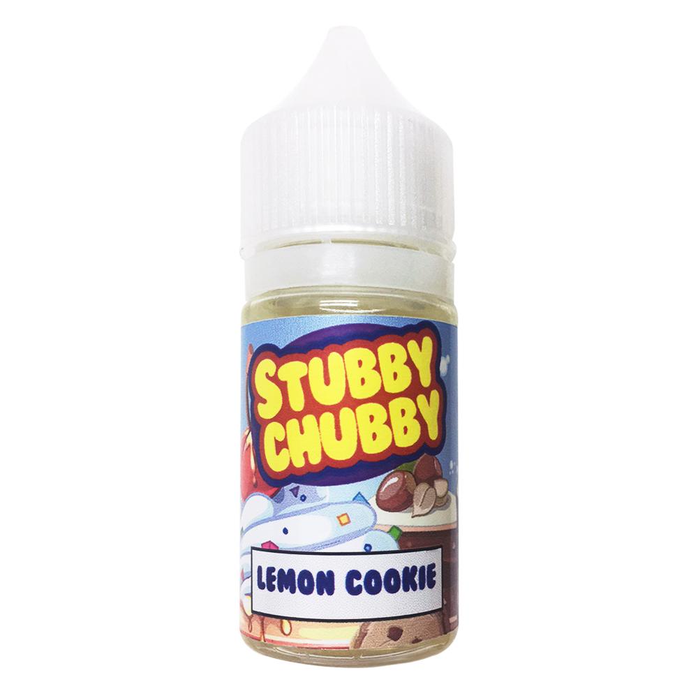 Stubby Chubby-Lemon Cookie Flavour-25ml-0mg