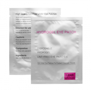 50 Pairs Eyelash Extension Paper Patches Under Eye Pads