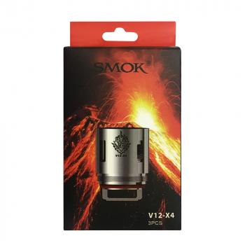 SMOK V12-X4 Coils Unit (3PCS)