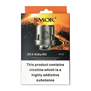SMOK V8 BABY-M2 Coils Unit 0.15ohm (3PCS)